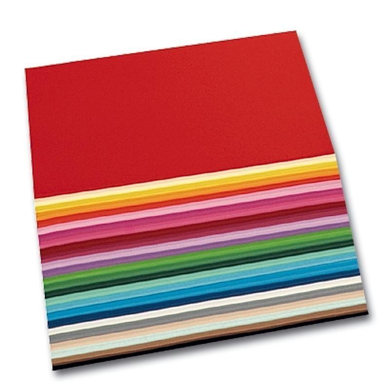 Fotokarton 300 g 70x100cm 10 Bogen Einzelfarben