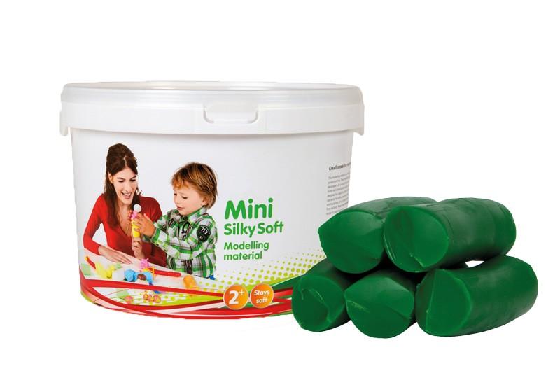 Creall Mini Modelliermasse 1100g Einzelfarben für Kinder ab 2 Jahre