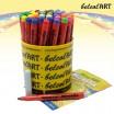 belcolART Mirastix 43 Stifte  nachfüllbar in 13 Farben sortiert  in der Runddose