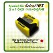 belcolART GIGANT 3 in 1 Sicherheits-Spitzer passend für Stifte bis 10mm Mine