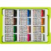 Kindergartenbox Jolly Big Box Painty 288 Wachsmalstifte in 12 Farben